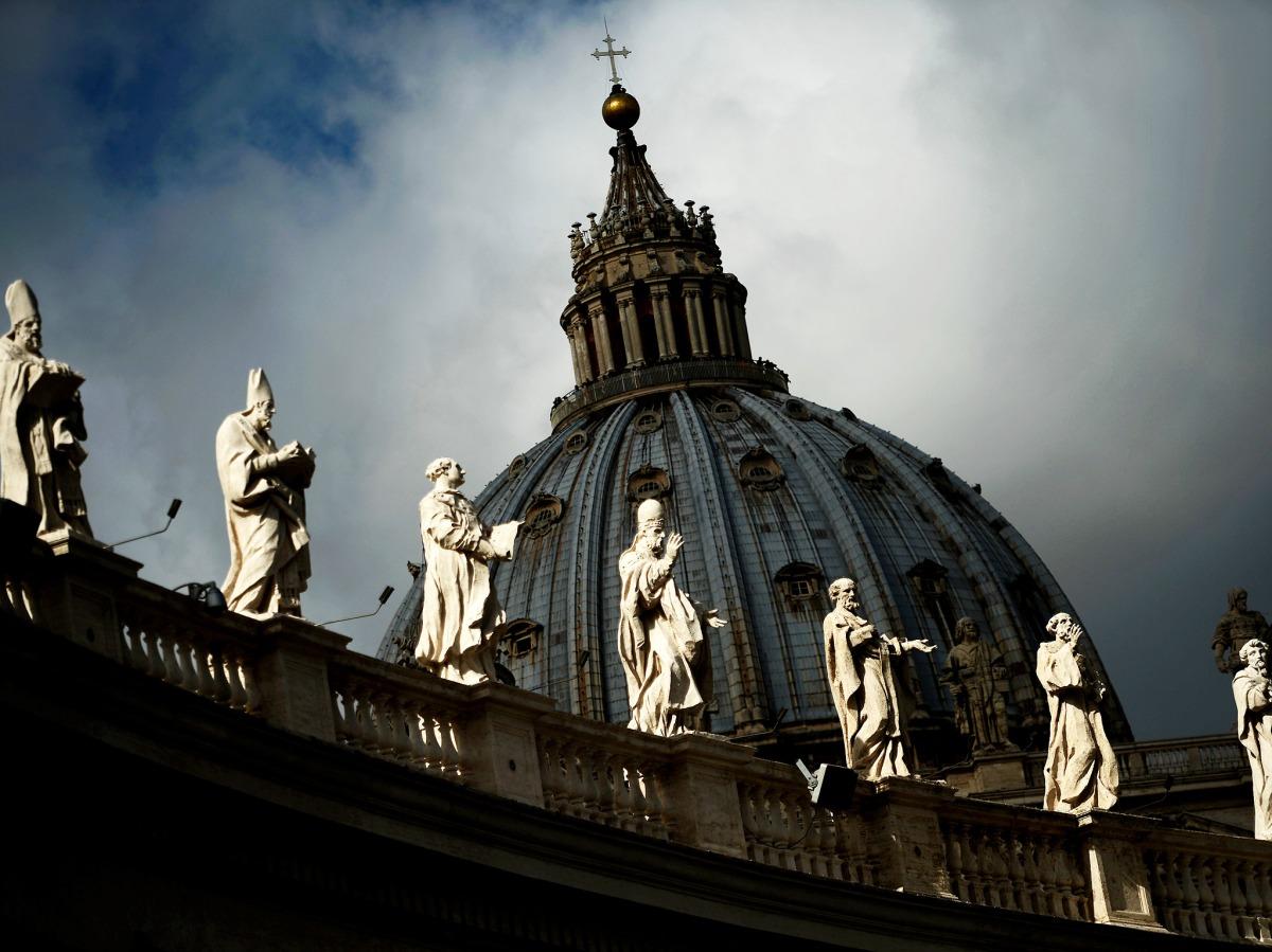 Ватикан. Штрихи к ненаписанному портрету